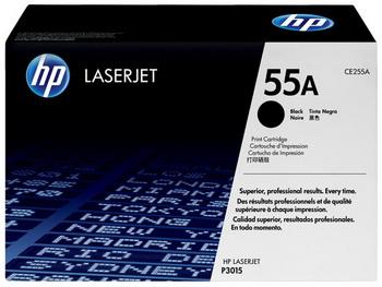 Оригинальный картридж HP CE255A