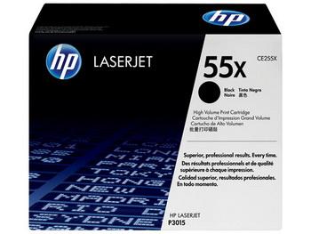 Оригинальный картридж HP CE255X