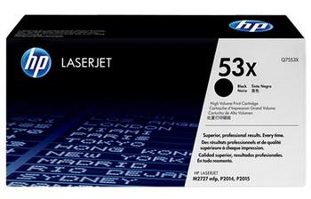 Оригинальный картридж HP Q7553X