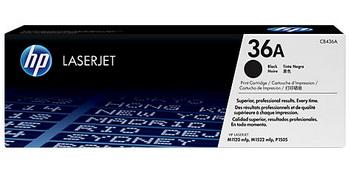 Оригинальный картридж HP CB436A