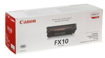 Оригинальный картридж Canon FX-10