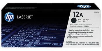 Оригинальный картридж HP Q2612A