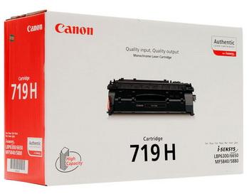 Оригинальный картридж Canon №719H