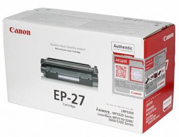 Оригинальный картридж Canon EP-27